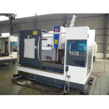 vertical type cnc milling machine with tool changer