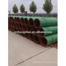 3PE steel pipe PE COATED PIPELINE API ASTM SSAW