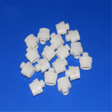 Suntikan Molding White Zirconia Ceramic Rokok Holder