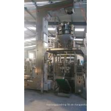 automatische Kissenbeutel Granulat Tiernahrung Verpackungsmaschine