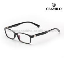 weiße Brille mit optischer Brille
