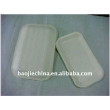 Bandejas de medicamentos desechables de plástico
