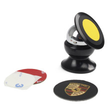 Support de téléphone mobile universel Car Air Vent Magnet 360 Degrees Mini Holder
