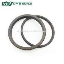 Selo hidráulico do pistão do anel-O de PTFE da fabricação do selo de DMS
