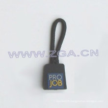 fashion pvc puller with customer's logo