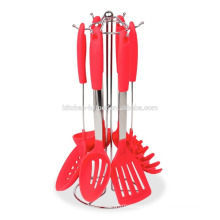 Popular Style Cooking Royal Silicone Kitchen Utensil Set