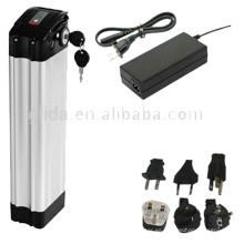 Batería de bicicleta eléctrica personalizada caliente Batería de litio de 36 voltios