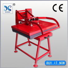 Machine de presse XINHONG 24 * 32 pouces grand Format Dye Sublimation Manuel Heat