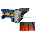 Zuid-Afrika IBR Roofing Sheet Roll Making Machine