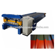 South Africa IBR Roofing Sheet Roll Forming Machine