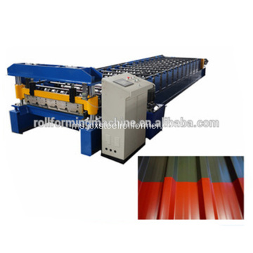 South Africa IBR Roofing Sheet Roll Making Machine