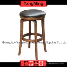 European High-Grade Leather Chair (YM-DK08)