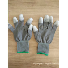 PU Tip Coated Safety Work Gloves (PU2011)