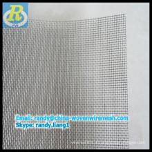 16 * 18 malha de arame de alumínio para tela de inseto