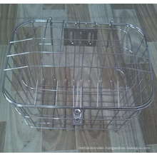 China Hot Sale High Quality Bicycle Basket (CK-090)