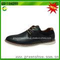 China Factory British Style Elegant Men Oxford Shoes