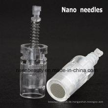 Derma Pen Schraubverschluss oder Bajonett Clouping Nano Nadel Patrone
