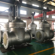 Large Size API 600 Cast Steel Gate Valve