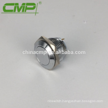 16mm Anti-vandal Momentary Stainless Steel Metal Push Button Switch