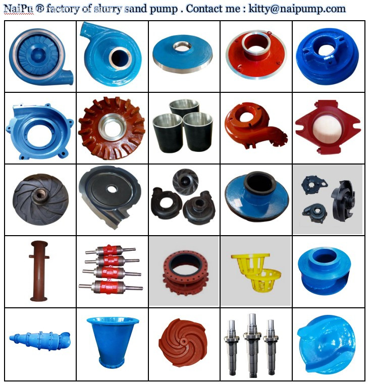 Slurry Pump Price List