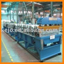 Rodillo de azulejo de acero hidráulico que forma la máquina