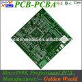 Platine de carte PCB de lecteur de musique électronique de 4oz PCB et Assemblée de PCBA