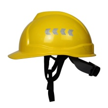 Industrial ABS Safety Helmet with Ce Certificate Approved