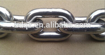 Super Quality Welded G80 Alloy Steel Lifting Chain