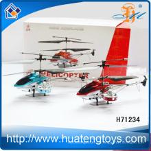 Nouvelle arrivée 4 canaux chanson yang joue hélicoptère rc avec gyro H71234