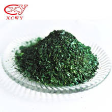 Basic green 4 Malachite green crystal 312 Malachite Green Crystals used for coloration of wood paper