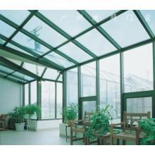 Wintergarten Aluminium-Profilen