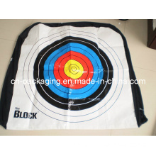 Hot Sale Export Archery Target Bag with Zipper Closed