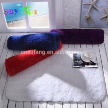 Tapis de bain de l'hôtel / 100% coton éponge blanc blanchiment utilisation de l'hôtel tapis de bain