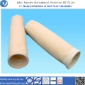 Nonwoven Needle Punched Filter Water and Oil Repellent PPS and PTFE Composition Dust Filter Bag for Industry
