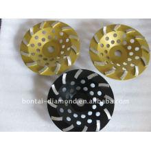 Алмазный шлифовальный круг для шлифования бетона
