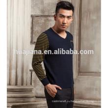 Кашемир вязать обслуживание OEM мужской свитер
