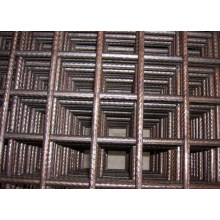 Black or Galvanized Welded Wire Mesh Panel (DHW03)