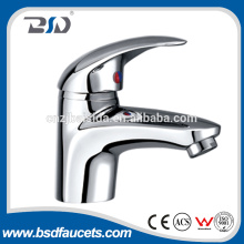 Elegance and fashion Waterfall brass basin faucet