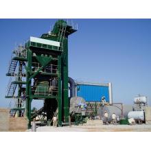 Lb40 pequeña planta mezcladora de asfalto, planta de producción de asfalto