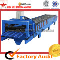 PBR Roof Sheet Forming Machine For Metal Construction Materials
