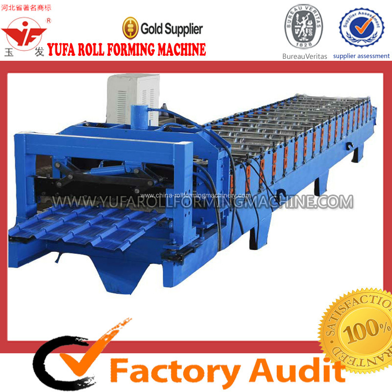 Roofing Sheet Forming Machine Roof Panel Forming Machine Roofing Deck Forming Machine