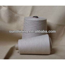 100% 30S viscose spun yarn raw white