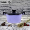 26CM Aluminum Alloy Die Casting Kitchenware Soup Pot