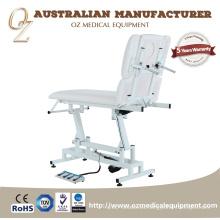 El CE aprobó la buena calidad de la fábrica Tabla de tratamiento eléctrico Mesa de tratamiento osteopático Tabla de podología