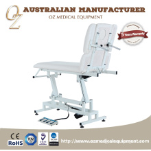 CE Approved Good Quality Factory Electric Treatment Table Osteopathic Treatment Table Podiatry Table