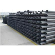 Factory Supply 110mm Clear Hard PVC Pipe