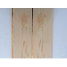 Holz Pattern Print 25m Nut PVC Panel PVC Decke