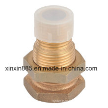 Bronze Nipple for Water Meter