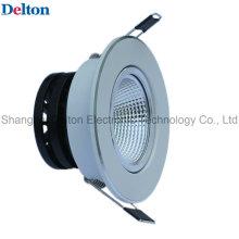 Гибкий светодиодный светильник вниз с LED-подсветкой (DT-TH-10)