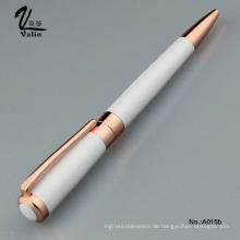 Beste Kugelschreiber Werbung Logo Stift auf Verkauf